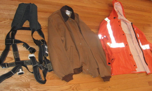 Arc Flash PPE Samples